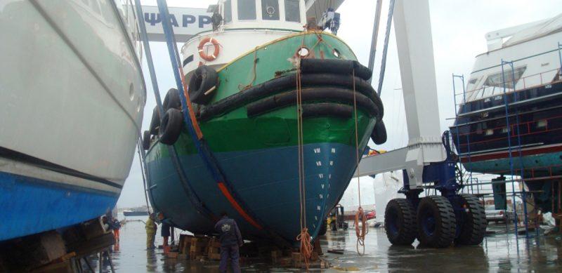 Ship repair Technostyle SA
